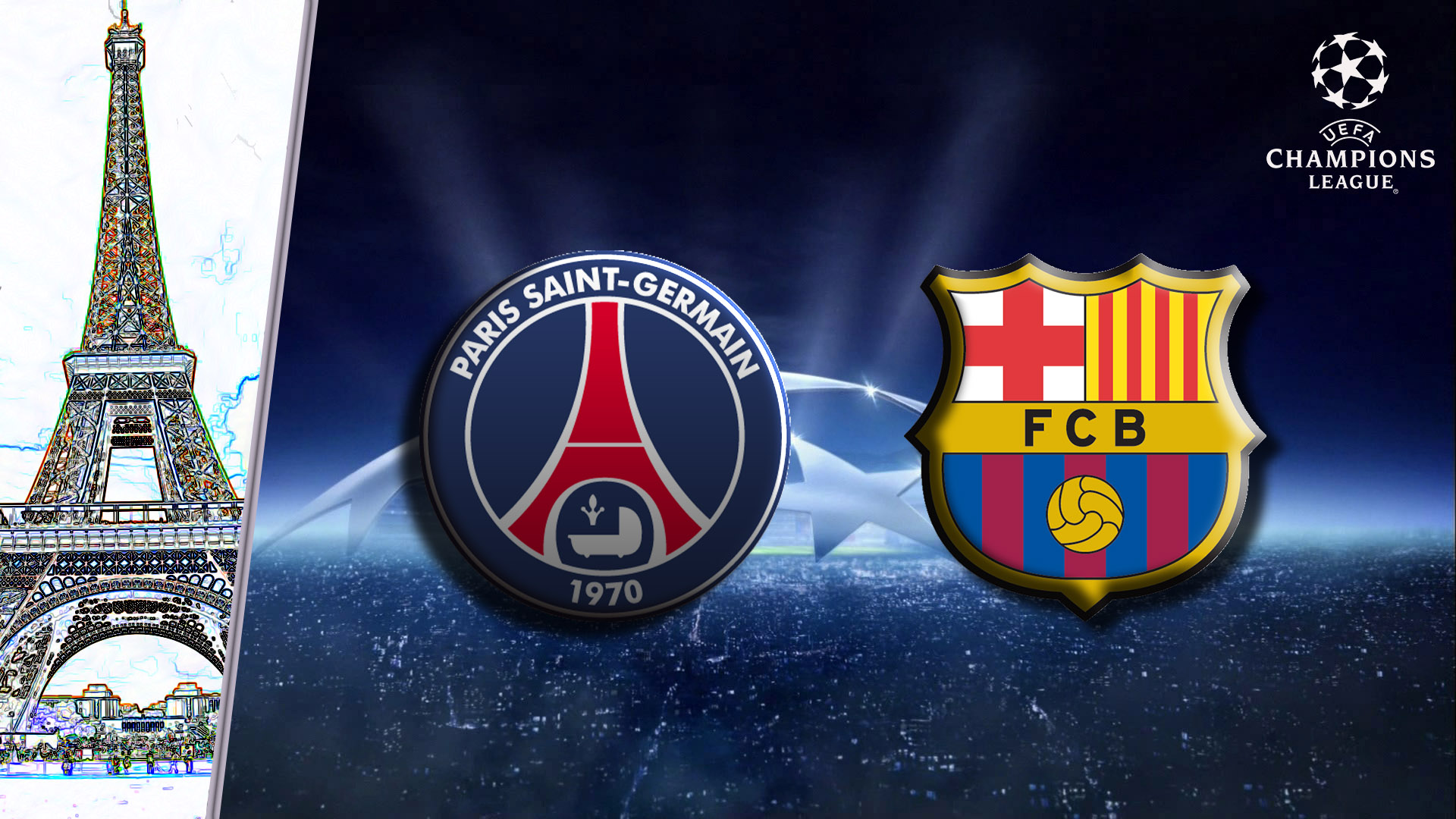 Прогноз на матч ПСЖ - Барселона 14 февраля 2017
