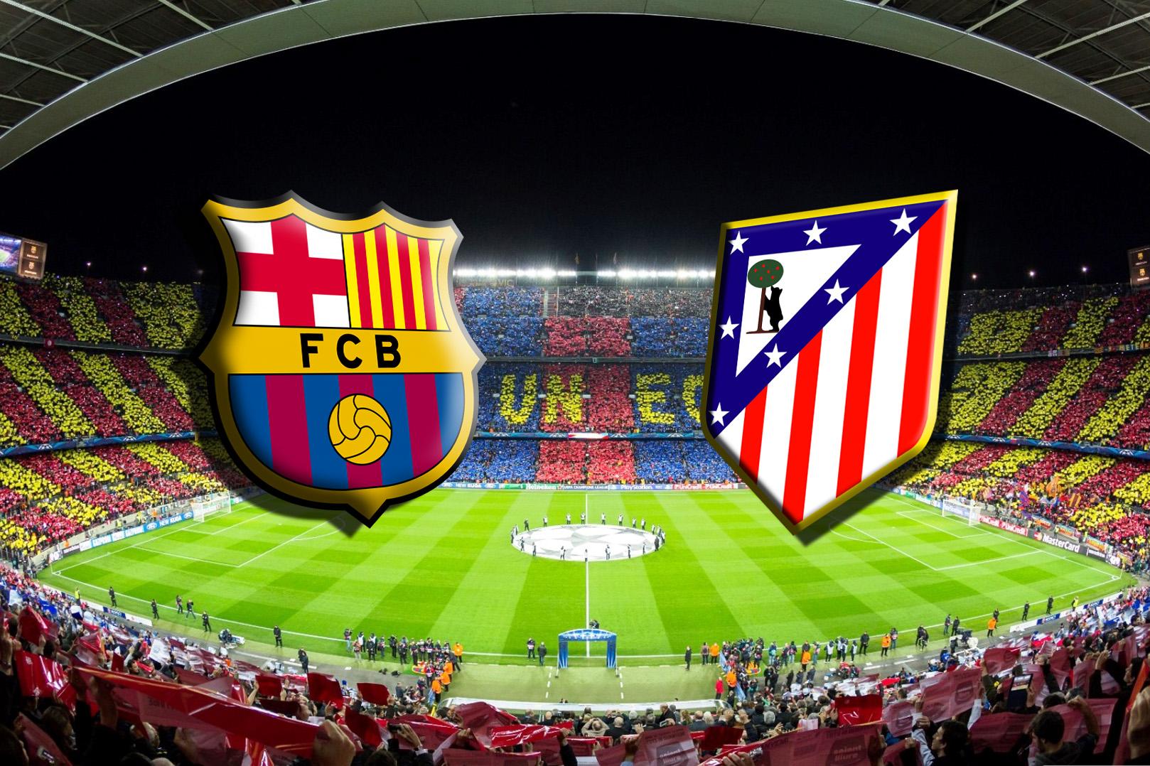 Прогноз на матч Барселона - Атлетико Мадрид 7 февраля 2017