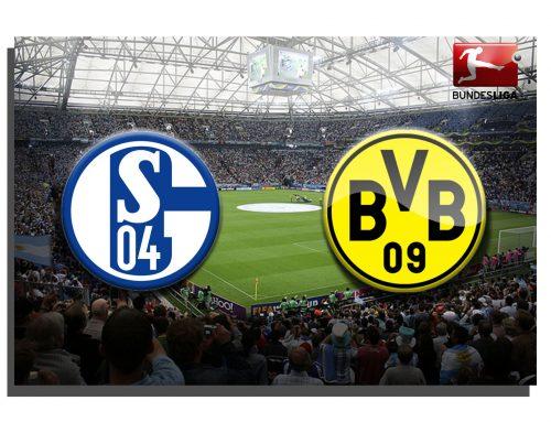 Прогноз на матч Шальке 04 — Боруссия Дортмунд 1 апреля 2017