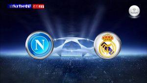 Прогноз на матч Наполи - Реал Мадрид 7 марта 2017