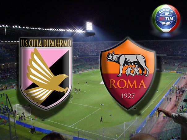 Бесплатный прогноз на матч Палермо - Рома 12 марта 2017