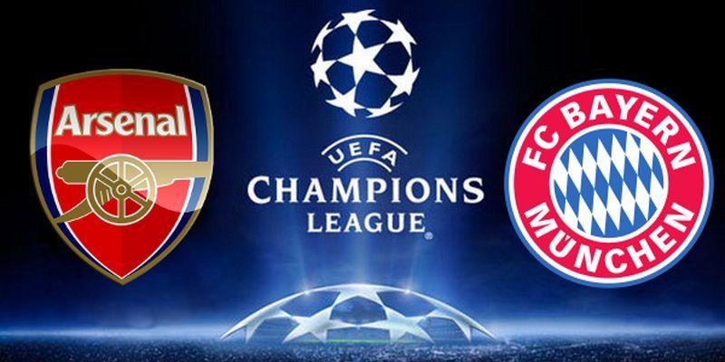 Прогноз на матч Арсенал Лондон - Бавария Мюнхен 7 марта 2017