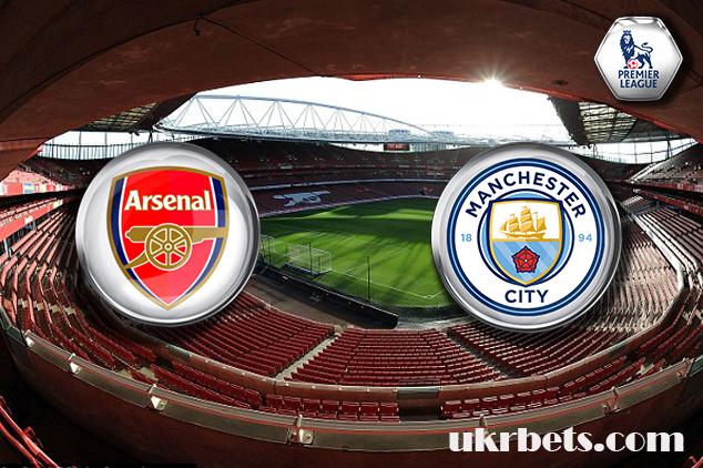 Прогноз на матч Арсенал Лондон - Манчестер Сити 2 апреля 2017