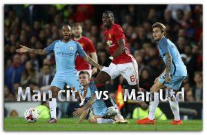 Прогноз на матч Манчестер Сити - Манчестер Юнайтед 27 апреля 2017