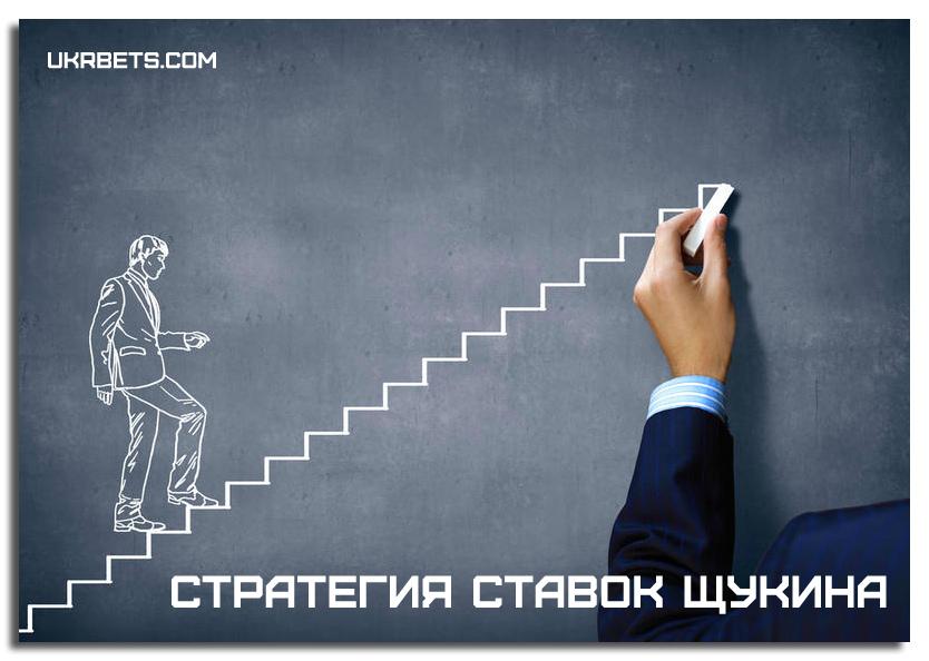 Статегия ставок на футбол Щукина