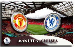 Прогноз на матч Манчестер Юнайтед - Челси Лондон 16 апреля 2017