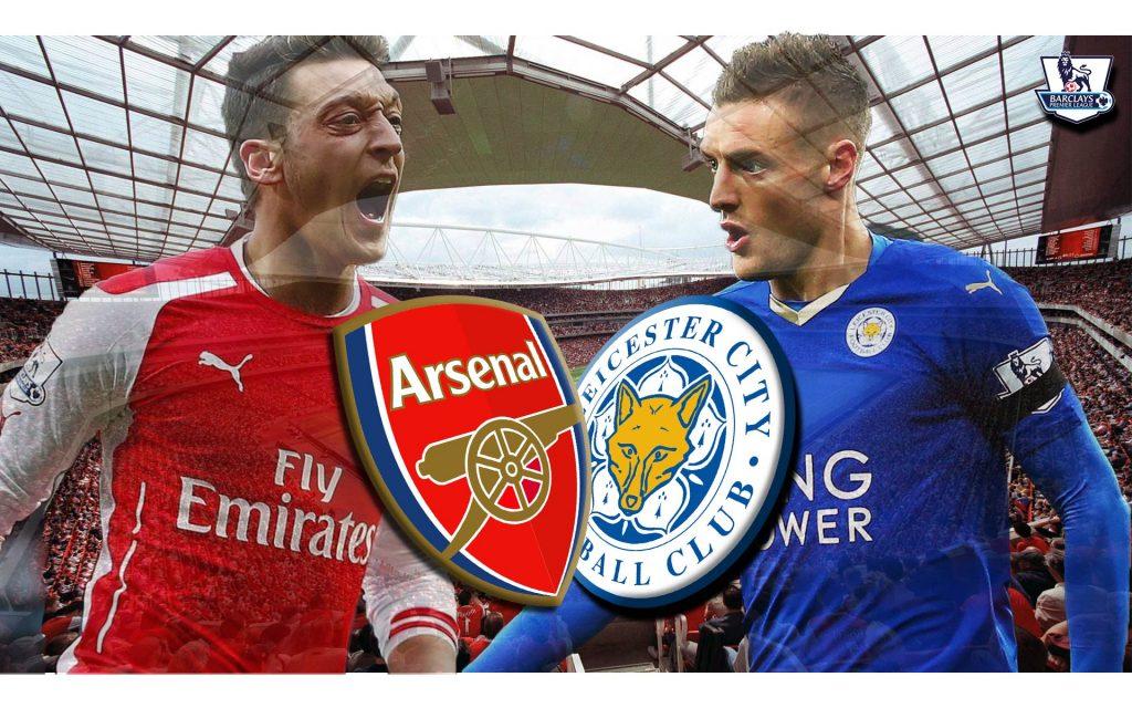 Прогноз на матч Арсенал Лондон - Лестер Сити 26 апреля 2017
