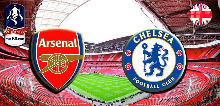 Прогноз на матч Арсенал Лондон - Челси 28 мая