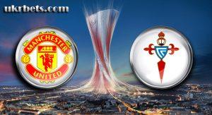 Прогноз на матч Манчестер Юнайтед - Сельта Виго 11 мая 2017