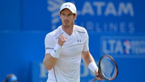Прогноз на теннис Энди Маррей - Александр Бублик ATP Wimbledon 3 июля 2017