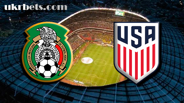 Прогноз на матч Мексика - США 12 июня 2017