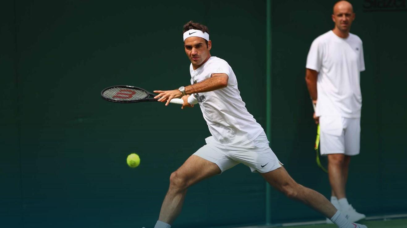 Прогноз на теннис Рождер Федерер - Томаш Бердых ATP Wimbledon 14 июля 2017