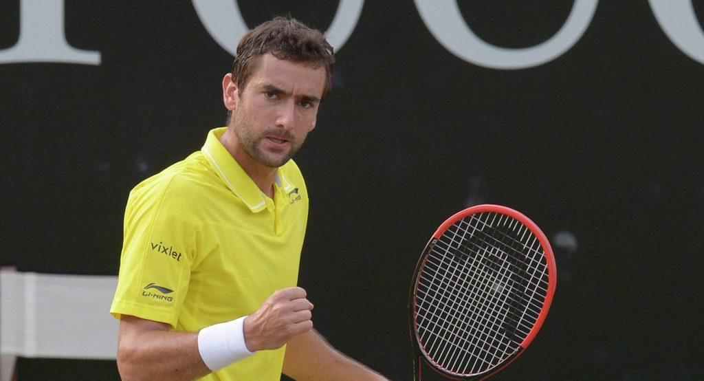 Прогноз на теннис Жиль Мюллер - Марин Чилич ATP Wimbledon 12 июля 2017