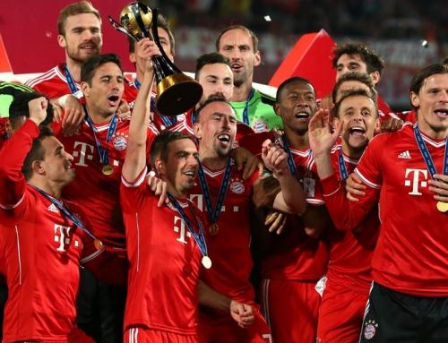 Прогноз на матч Боруссия Дортмунд — Бавария Мюнхен 5 августа 2017