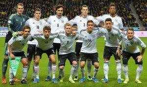 Прогноз на матч Чехия - Германия 1 сентября 2017
