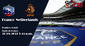 Прогноз на матч Франция - Нидерланды 31 августа 2017