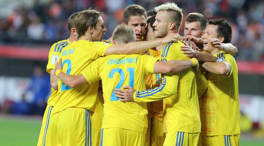 Прогноз на матч Украина - Хорватия 9 октября 2017