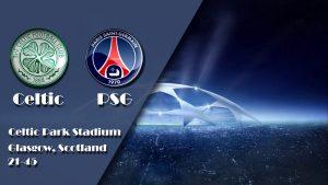 Прогноз на матч Селтик - ПСЖ 12 сентября 2017