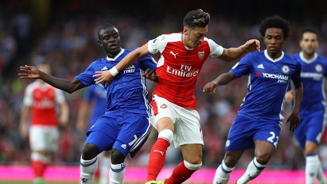 Прогноз на матч Челси Лондон - Арсенал Лондон 17 сентября 2017