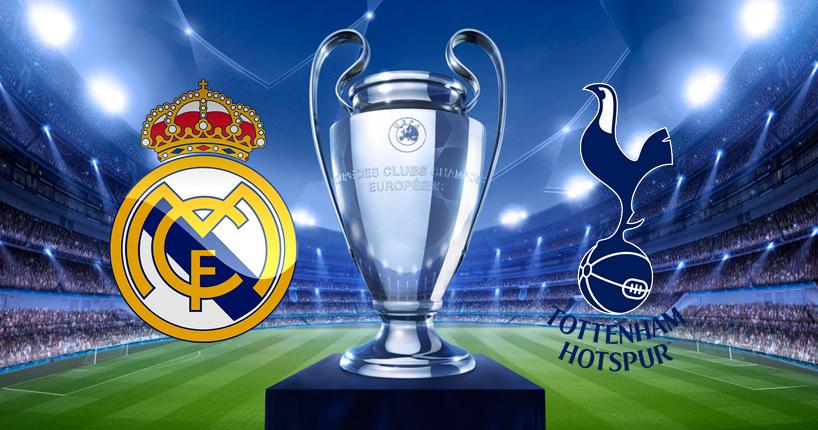 Прогноз на матч Реал Мадрид - Тоттенхэм 17 октября 2017