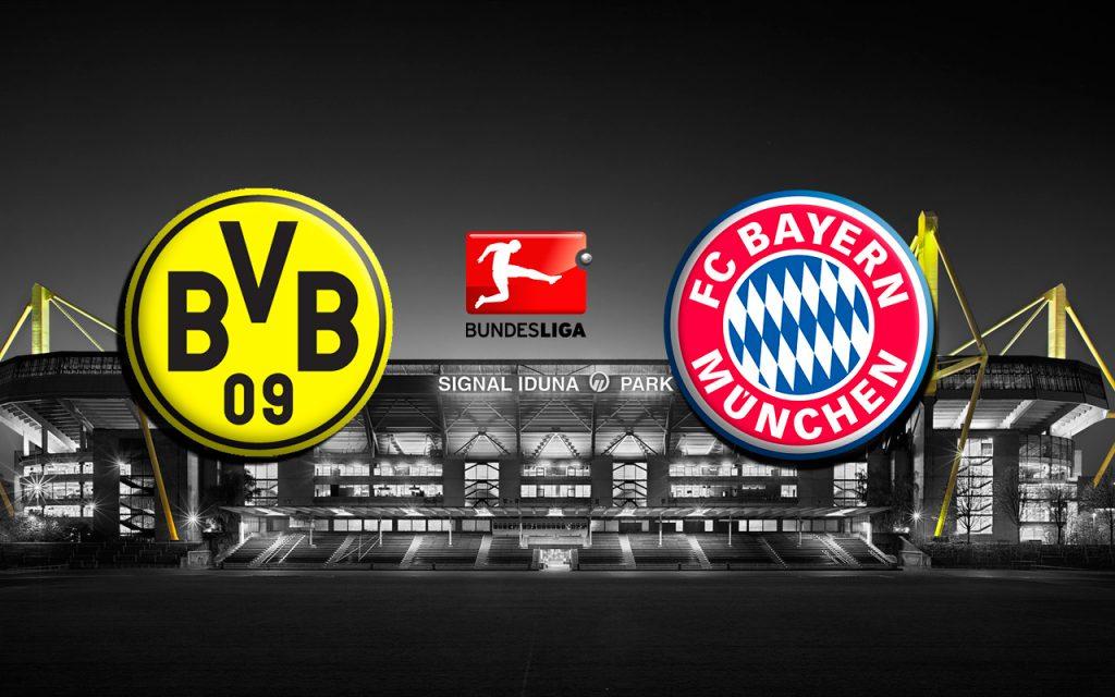 Прогноз на матч Боруссия Дортмунд - Бавария Мюнхен 4 ноября 2017