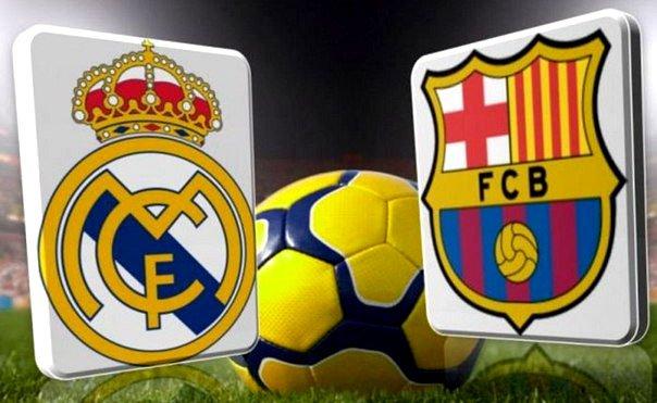 Прогноз на матч Чемпионата Испании Реал Мадрид - Барселона 23 декабря 2017