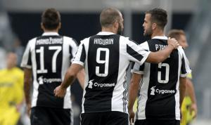 Прогноз на матч Чемпионата Италии Ювентус - Интер Милан 9 декабря 2017