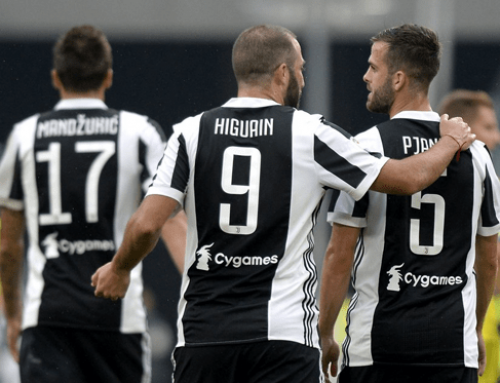 Прогноз на матч Чемпионата Италии Ювентус — Интер Милан 9 декабря 2017