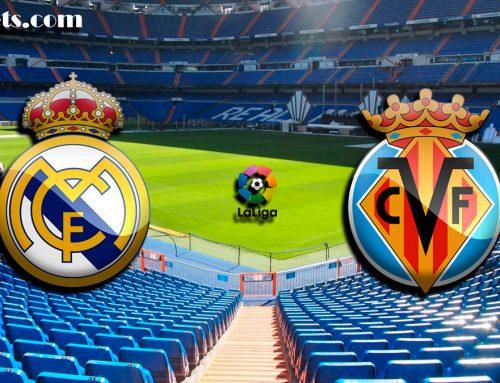 Прогноз на матч Чемпионата Испании Реал Мадрид — Вильярреал 13 января 2018