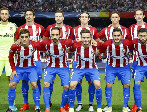 Прогноз на матч Чемпионата Испании Атлетико Мадрид — Лас-Пальмас 28 января 2018