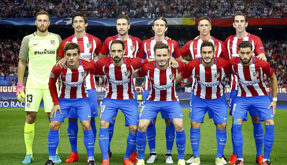 Прогноз на матч Чемпионата Испании Атлетико Мадрид - Лас-Пальмас 28 января 2018