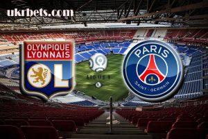 Прогноз на матч Чемпионата Франции Олимпик Лион - Псж 21 января 2018
