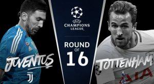 Прогноз на матч Лиги Чемпионов Ювентус - Тоттенхэм Хотспур 13 февраля 2018