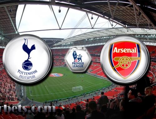 Прогноз на матч Чемпионата Англии Тоттенхэм Хотспур — Арсенал 10 февраля 2018