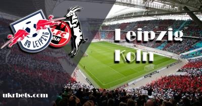 Прогноз на матч Чемпионата Германии РБ Лейпциг - Кёльн 25 февраля 2018