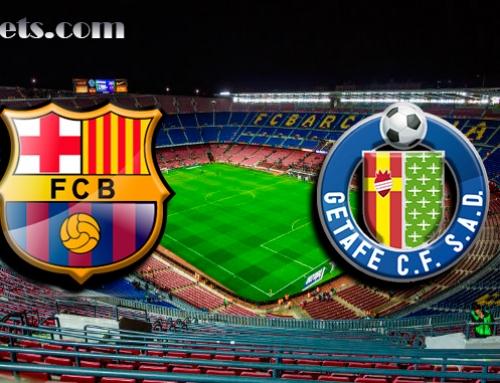 Прогноз на матч Чемпионата Испании Барселона — Хетафе 11 февраля 2018