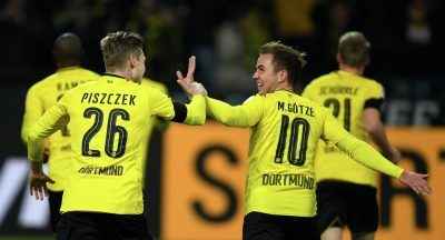 Прогноз на матч Чемпионата Германии Боруссия Дортмунд - Айнтрахт 11 марта 2018