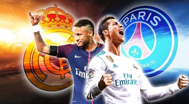 Прогноз на матч Лиги Чемпионов ПСЖ - Реал Мадрид 6 марта 2018