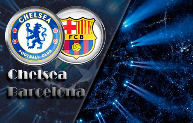Прогноз на матч Лиги Чемпионов Челси Лондон - Барселона 20 февраля 2018