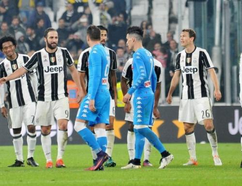 Ювентус — Наполи: прогноз на матч Чемпионата Италии 22 апреля 2018
