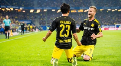 Шальке 04 - Боруссия Дортмунд: прогноз на матч Чемпионата Германии 15 апреля 2018