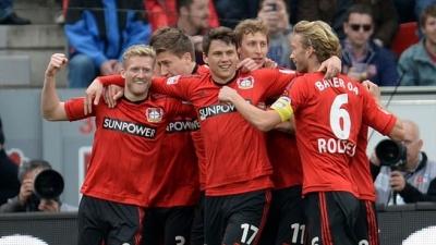 Вердер Бремен - Байер: прогноз на матч Чемпионата Германии 5 мая 2018