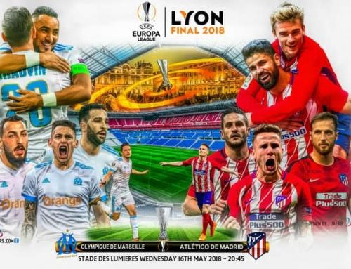 Марсель — Атлетико Мадрид: прогноз на финал Лиги Европы 16 мая 2018