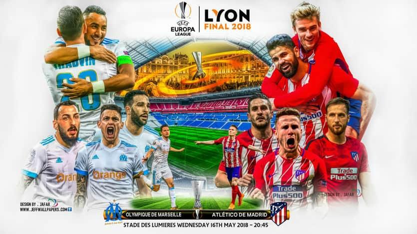 Марсель - Атлетико Мадрид: прогноз на финал Лиги Европы 16 мая 2018