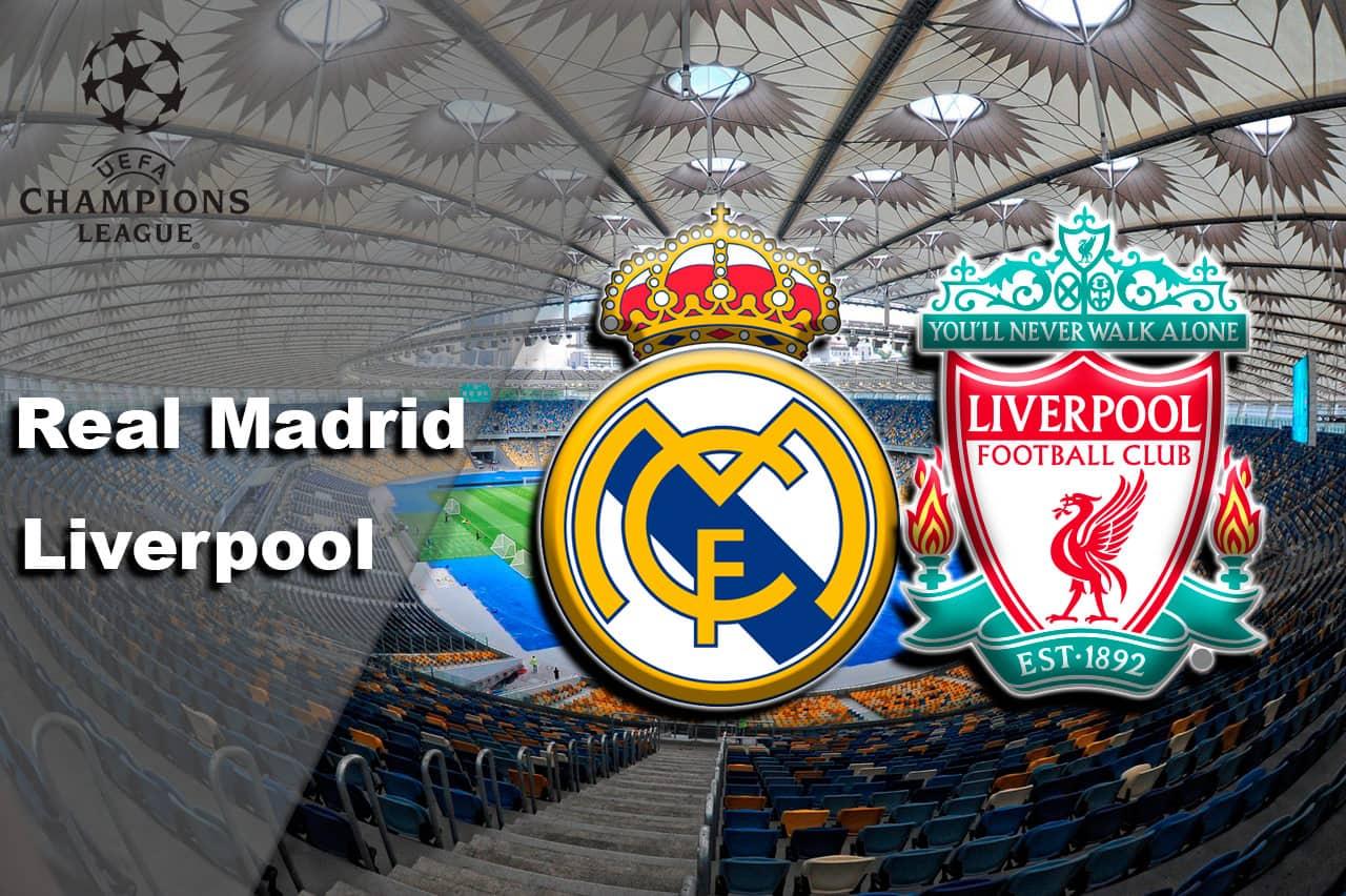 Реал Мадрид - Ливерпуль: прогноз на матч финала Лиги Чемпионов 26 мая 2018