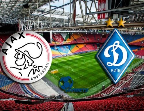Аякс-Динамо Киев: прогноз на матч Лиги Чемпионов 22 августа 2018