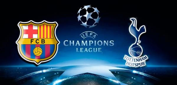 Тоттенхэм - Барселона: прогноз на матч Лиги Чемпионов 3 октября 2018