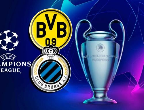 Боруссия Дортмунд-Брюгге: прогноз на матч Лиги Чемпионов 28 ноября 2018