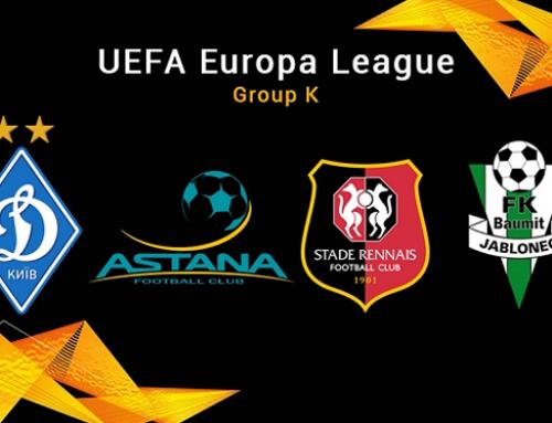 Динамо Киев — Ренн: прогноз на матч Лиги Европы 8 ноября 2018
