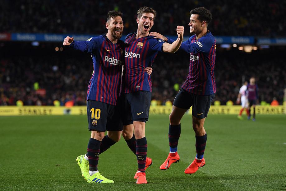 Барселона — Валенсия: прогноз на матч Чемпионата Испании 2 февраля 2019